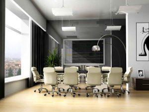 професионално почистване - почистване на офиси