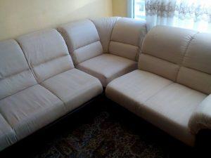 """Пране на мека мебел от """"Про Клийн Сървисис"""""""