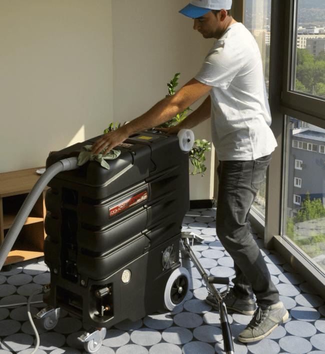 """Почистване на офиси – професионално почистване от """"Про Клийн Сървисис"""""""