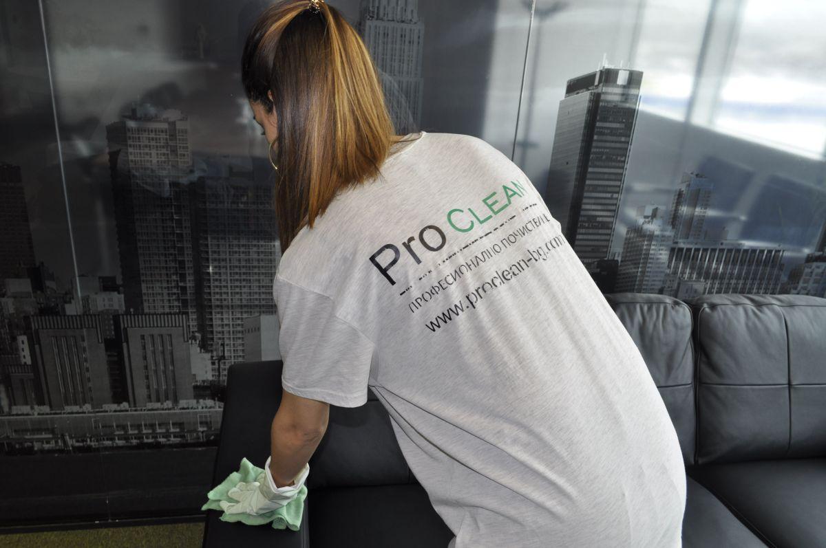 Професионално почистване цени
