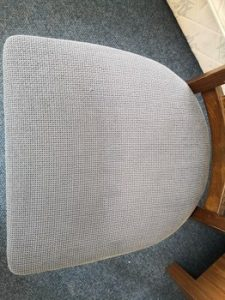Пране на столове 2